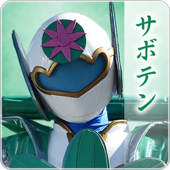 花戦姫ソラヒメ サボテン